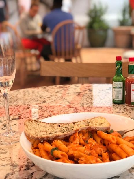 Arabiata Pasta|image: Ali