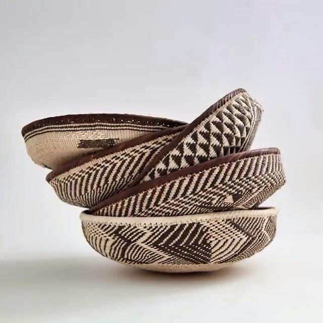 Four Binga Bowls